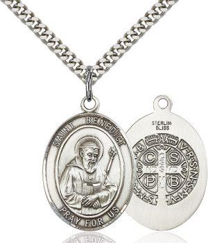 St. Benedict Pendant