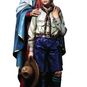 Our Lady With The Boy Scout