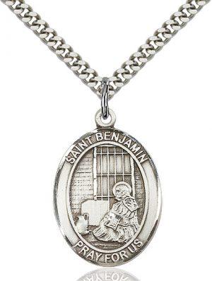 St. Benjamin Pendant