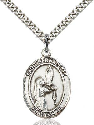 St. Bernadette Pendant