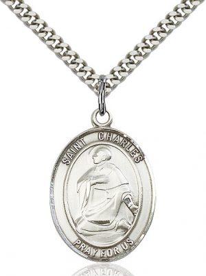 St. Charles Borromeo Pendant