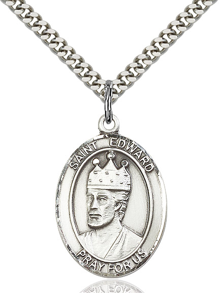 St. Edward the Confessor Pendant