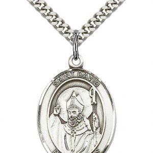 St. David of Wales Pendant