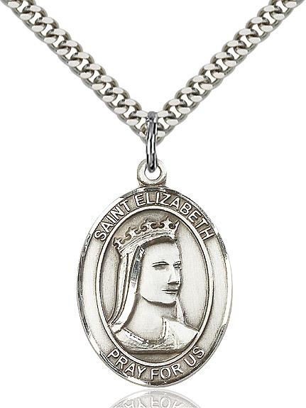 St. Elizabeth of Hungary Pendant