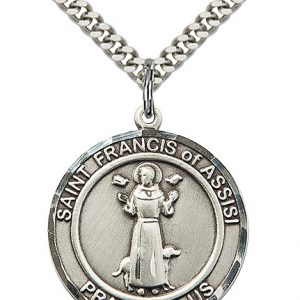 St. Francis of Assisi Pendant