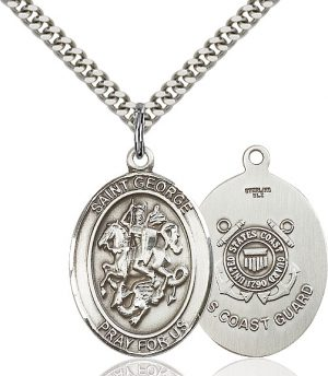 St. George / Coast Guard Pendant