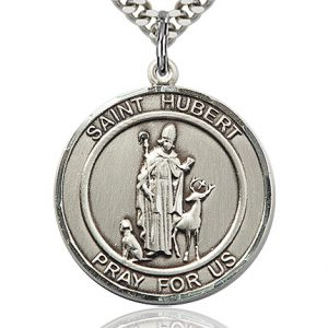 St. Hubert of Liege Pendant