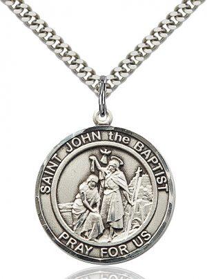 St. John the Baptist Pendant