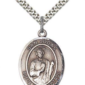 San Judas Pendant