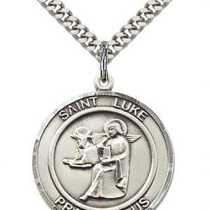 St. Luke the Apostle Pendant
