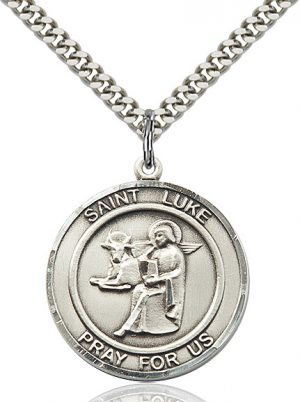 St. Luke the Apostle Pendant