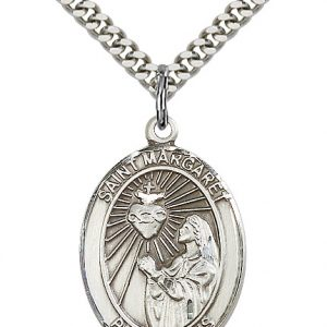 St. Margaret Mary Alacoque Pendant