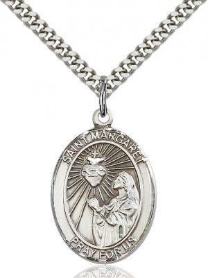 St. Margaret Mary Alacoque Pendant