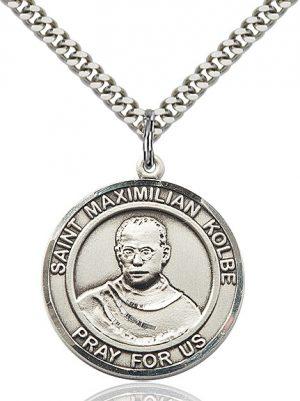 St. Maximilian Kolbe Pendant