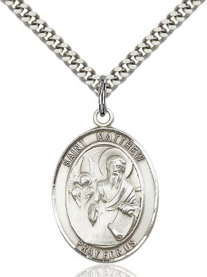 St. Matthew the Apostle Pendant