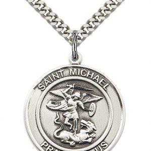 St. Michael the Archangel Pendant