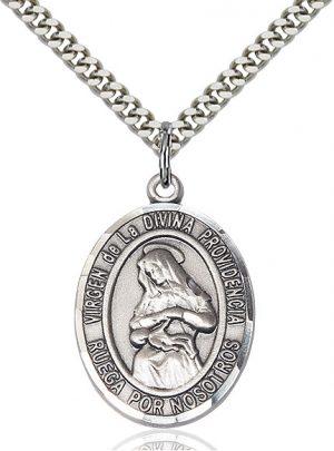 Virgen de la Divina Pendant