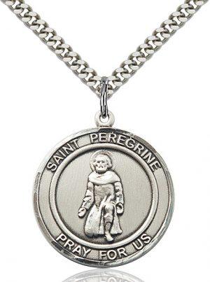 St. Peregrine Pendant
