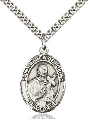 St. Martin de Porres Pendant