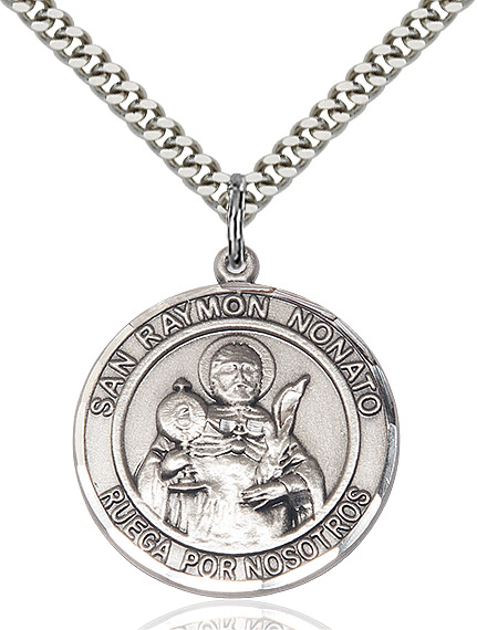 San Raymon Nonato Pendant