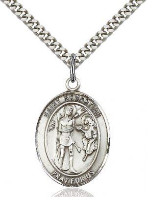 St. Sebastian Pendant