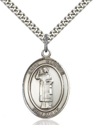 St. Stephen the Martyr Pendant