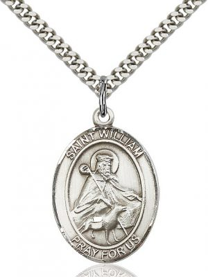St. William of Rochester Pendant