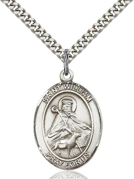 St. William of Rochester Pendant