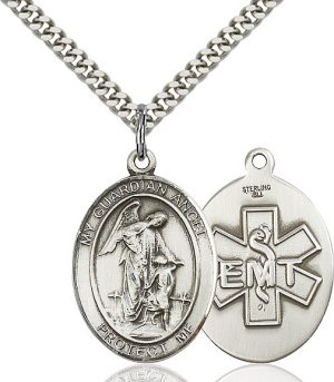 Guardian Angel / Emt Pendant