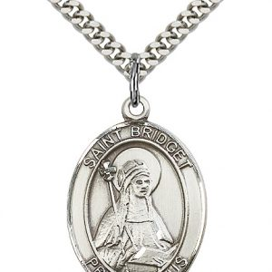 St. Bridget of Sweden Pendant