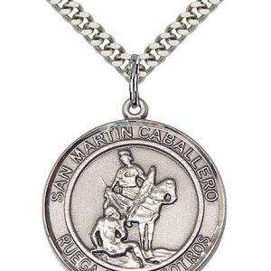 San Martin Caballero Pendant
