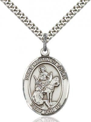 St. Martin of Tours Pendant