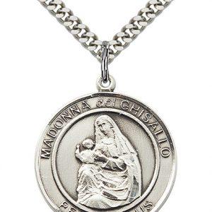 Madonna Del Ghisallo Pendant