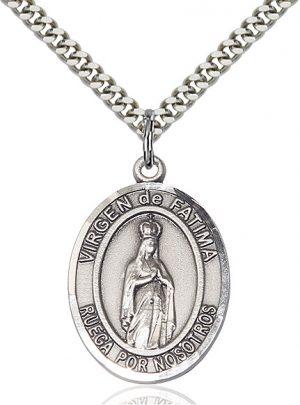 Virgen de Fatima Pendant