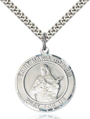 St. Maria Goretti Pendant