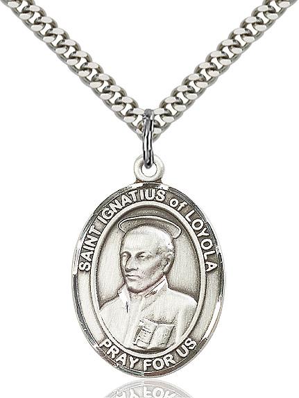 St. Ignatius of Loyola Pendant