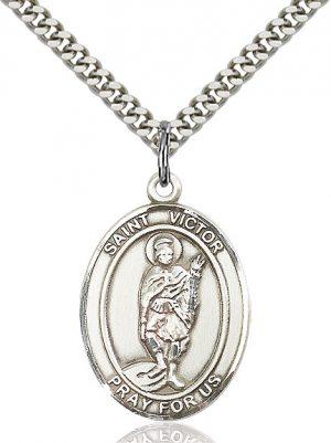 St. Victor of Marseilles Pendant