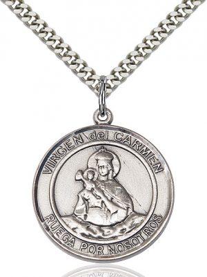 Virgen del Carmen Pendant