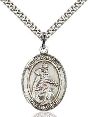 St. Isabella of Portugal Pendant