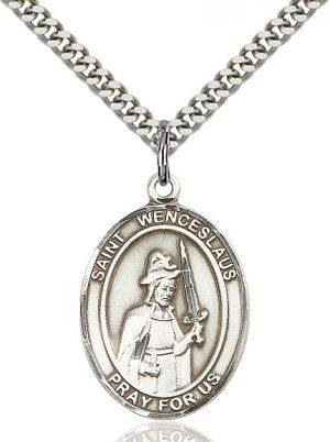 St. Wenceslaus Pendant