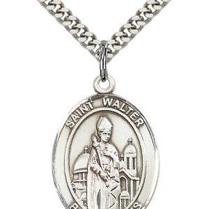 St. Walter of Pontoise Pendant