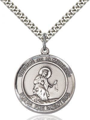 Virgen de la Merce Pendant