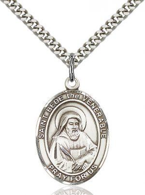 St. Bede the Venerable Pendant