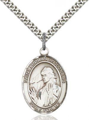 St. Finnian of Clonard Pendant