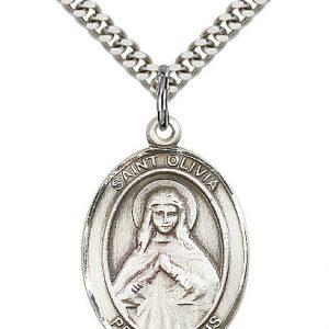 St. Olivia Pendant