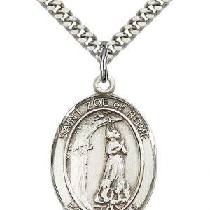 St. Zoe of Rome Pendant