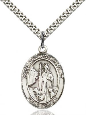 St. Anthony of Egypt Pendant