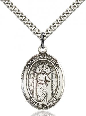 St. Matthias the Apostle Pendant