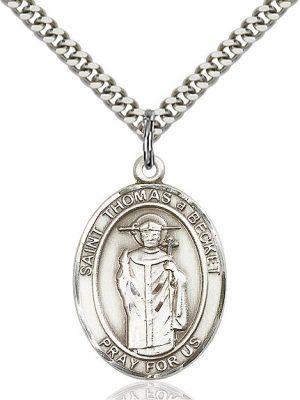 St. Thomas A Becket Pendant
