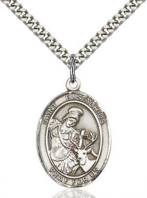 St. Eustachius Pendant